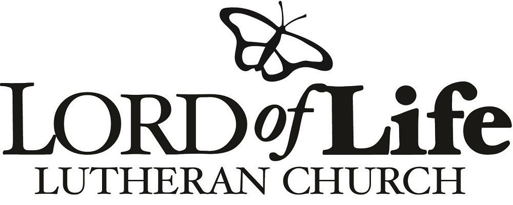 LORD0fUfe  LUTHERAN CHURCH